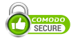 THIS WEBSITE IS COMODO SECURED AND TRUSTED - CLICK TO KNOW MORE
